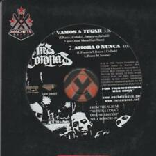 Tres Coronas: Vamos A Jugar & Ahora O Nunca PROMO MUSIC AUDIO CD Latin 2 tracks