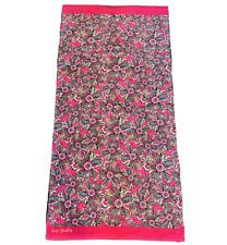 Vera Bradley Beach Towel Sunburst Floral NWT