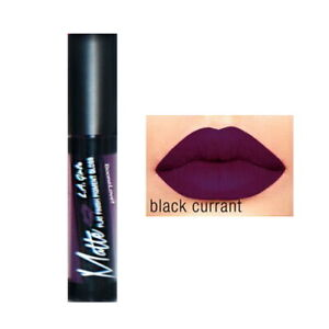 L.A. GIRL Matte Pigment Gloss - Black Current (3 Pack) (Free Ship)