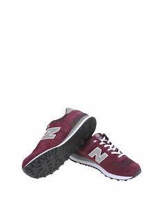 NEW BALANCE 574 Sneakers EU 37 UK 4 US 4.5 Contrast Leather Reflective Trim