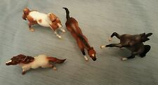 Breyer Stablemates - Lot Of 4