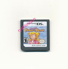 Nintendo Super Princess Peach Version Game Card for 3DS Lite NDSI DSI US seller