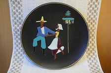 Ruscha Keramik-Antiquitäten & -Kunst mit Teller