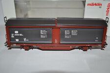 Marklin 4633 (.3 version) DB German Sliding Walls/Roof Car - NEW in Box