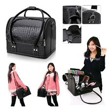 Professional Beauty Makeup Bag Cosmetic Box Jewellery Case Storage Holder Nail