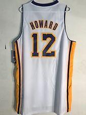 Adidas Swingman NBA Jersey Lakers Dwight Howard White sz S