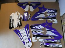 FLU PTS3 TEAM GRAPHICS YAMAHA YZ250F YZ450F YZF250 YZF450 2003 2004  2005