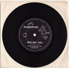 PETER NELSON & THE CASTAWAYS - SKYE BOAT SONG Megarare 1966 OZ PSYCH Single!