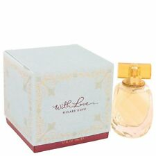 With Love by Hilary Duff 1.7 OZ Eau De Parfum Spray For Women New in Box