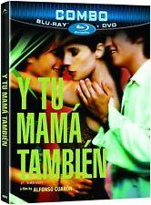 Y Tu Mama Tambien (Blu-ray/Dvd Combo Pack) New Alfonso Cuaron