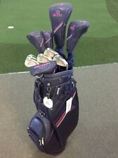 CLEVELAND Bloom Ladies Premium Golf Graphite Package - RED HOT NEW RELEASE!