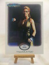 Star Trek Voyager Tsunkatse archive collection card T1 Seven of Nine 51/999