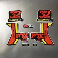 Adesivi forcella FOX 32 Factory SC - adesivi/adhesives/stickers/decal