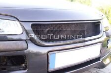 Vauxhall Opel Omega B Front Grill badgeless center grille without badge mesh B1