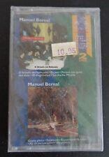 MANUEL BERNAL Music Cassette LAS ESTRELLAS DEL FONOGRAFO Free Shipping 1995 New