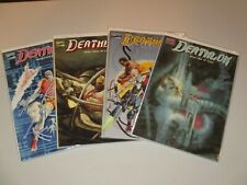 DEATHLOK 1-4 MARVEL COMICS 1990