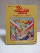 Masters of The Universe A Golden Book Princess of Power Everything but Happiness