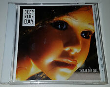DEEP BLUE DAY - THIS IS THE GIRL Ep Cd Very Good Condition