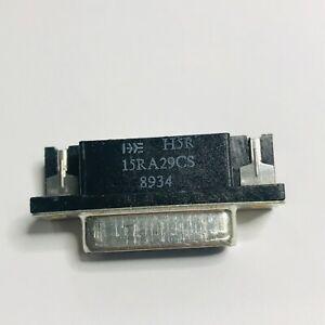 10pcs of H5R15RA29CS D-Sub Connector  15POS Female R/A Solder Terminal
