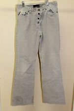 "Just Cavalli Grey Jeans 33"" waist"