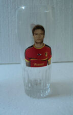 Jelle Vossen - Jupiler bierglas- Rode Duivels / diables rouges