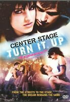 *New & Sealed* DVD - Centre Stage: Turn it Up (2008 Kenny Wormald) UK Region 2