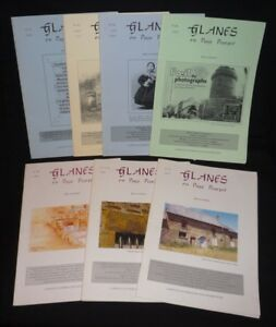 Glanes IN Country Purple - Magazine of the Association Cultural De L'Ecomuseum