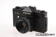 PETRI TTL mit Petri C.C. Auto 55mm f/2,8 - SNr: 816124