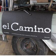 Chevy Chevrolet El Camino Fender Gripper Cover Garde-boue de veille anti-dérapant de coffre