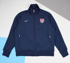 Nike USA Football Team N98 Track Top Jacket Navy (XL)