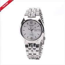 Seiko 5 Sports Mens Analog Automatic Watch Casual Silver SNKL59K1