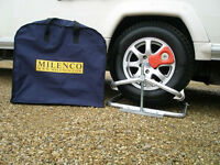 Milenco Aluminium Caravan Motorhome Leveller Level And Bag