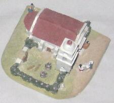"Mini 4"" Pueblo Ncantado Mission Ranch Chuch - House Decor"