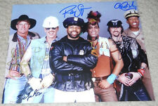 VILLAGE PEOPLE 2013 authentic signed 8x10 photo