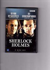 Sherlock Holmes Collection, 2 DVDs, deutsche u. englische Version / DVD #13649