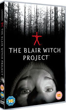 DVD:THE BLAIR WITCH PROJECT - NEW Region 2 UK