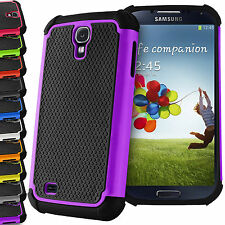 SHOCK PROOF DUAL LAYER HARD CASE FOR SAMSUNG GALAXY S4 S5 S6 S7 EDGE S8 NOTE 3 4