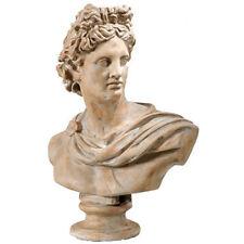 """Bust Statue Sculpture 24""""x13.5""""x31"""" - 74715"""