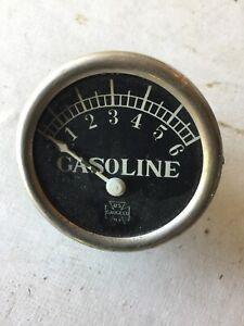 OLD SPEEDSTER US GASOLINE PRESSURE GAUGE 1920 1921 1922 1924 1925 1926 1928 TROG