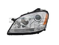 TYC NSF Left Side Halogen Headlight Assy For Mercedes ML Class 2006-2007 Models