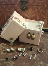 Wearable Retail Lot Sterling Silver 925 bracelets necklaces, rings