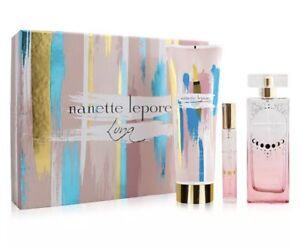 Nanette Lepore Luna 3 Pc Fragrance Gift Set,
