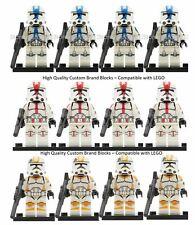 CLONE ARMY CUSTOM LEGO MINI FIGURE STAR WARS CLONE TROOPERS MULTI-QTY