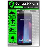 ScreenKnight HTC U11 PLUS SCREEN PROTECTOR - Military shield