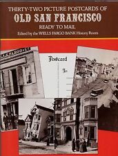 Thirty-Two Picture Postcards of Old San Francisco Ready to Mail Robert F. Looney