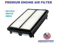 CA11010 PREMIUM Engine Air Filter for 2010-2013 ACURA MDX ZDX