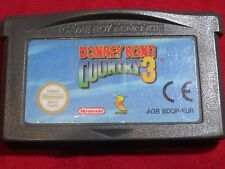 DONKEY KONG COUNTRY 3 GAME BOY ADVANCE NINTENDO GBA DS DSLITE DSI