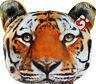 Large 35cm Soft Safari Tiger Cushion / Pillow