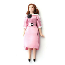 "dolls house 4445 Bambola MODERNI FRAU "" MARGOT "" 1:12 per casa delle NUOVO! #"