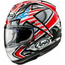 Casco Helm Casque Helmet ARAI RX-7 V REPLICA HAYDEN LAGUNA  AR2796HL - taglia L